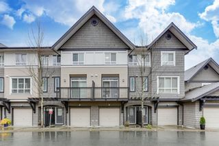 "Photo 1: 68 1305 SOBALL Street in Coquitlam: Burke Mountain Townhouse for sale in ""TYNERIDGE"" : MLS®# R2517780"