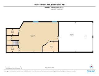 Photo 29: 9447 100A Street in Edmonton: Zone 12 House for sale : MLS®# E4218514