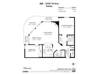 Photo 36: 308 13727 74 Avenue in Surrey: East Newton Condo for sale : MLS®# R2614662