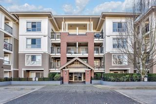 """Photo 1: B305 8929 202 Street in Langley: Walnut Grove Condo for sale in """"The Grove"""" : MLS®# R2529378"""