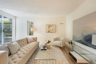 """Photo 6: 105 1845 W 7TH Avenue in Vancouver: Kitsilano Condo for sale in """"Heritage At Cypress"""" (Vancouver West)  : MLS®# R2591030"""