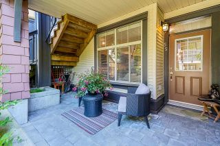 """Photo 2: 55 19478 65 Avenue in Surrey: Clayton Townhouse for sale in """"SUNSET GROVE"""" (Cloverdale)  : MLS®# R2587297"""