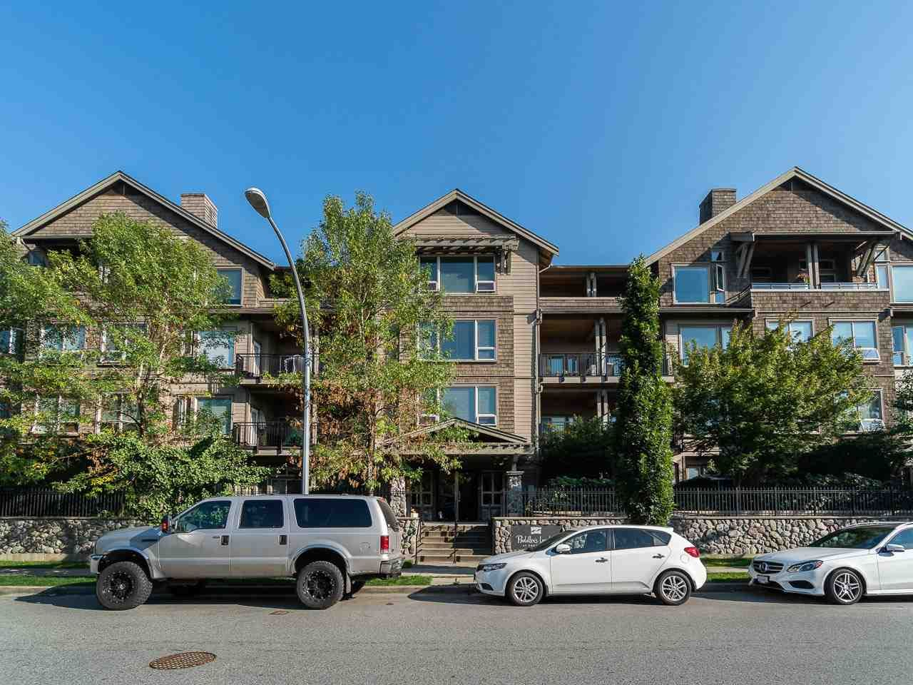 """Main Photo: 111 250 SALTER Street in New Westminster: Queensborough Condo for sale in """"PADDLERS LANDING"""" : MLS®# R2304271"""