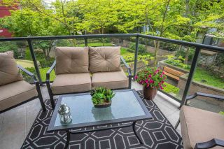 "Photo 21: 113 1483 W 7TH Avenue in Vancouver: Fairview VW Condo for sale in ""Verona of Portico"" (Vancouver West)  : MLS®# R2458283"