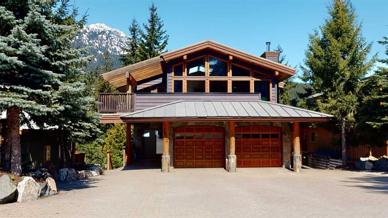 """Main Photo: 2843 CLIFFTOP Lane in Whistler: Bayshores House for sale in """"Bayshores"""" : MLS®# R2567682"""