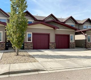 Main Photo: 12 45 Ironstone Drive: Red Deer Row/Townhouse for sale : MLS®# A1113733