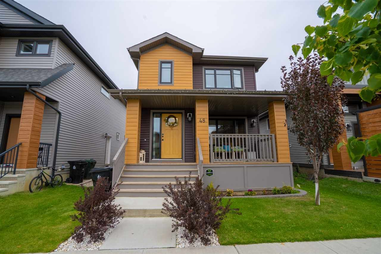 Main Photo: 48 TRIBUTE Common: Spruce Grove House for sale : MLS®# E4229931