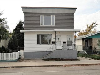 Photo 1: 486 Mountain Avenue in Winnipeg: North End Residential for sale (4C)  : MLS®# 202123629