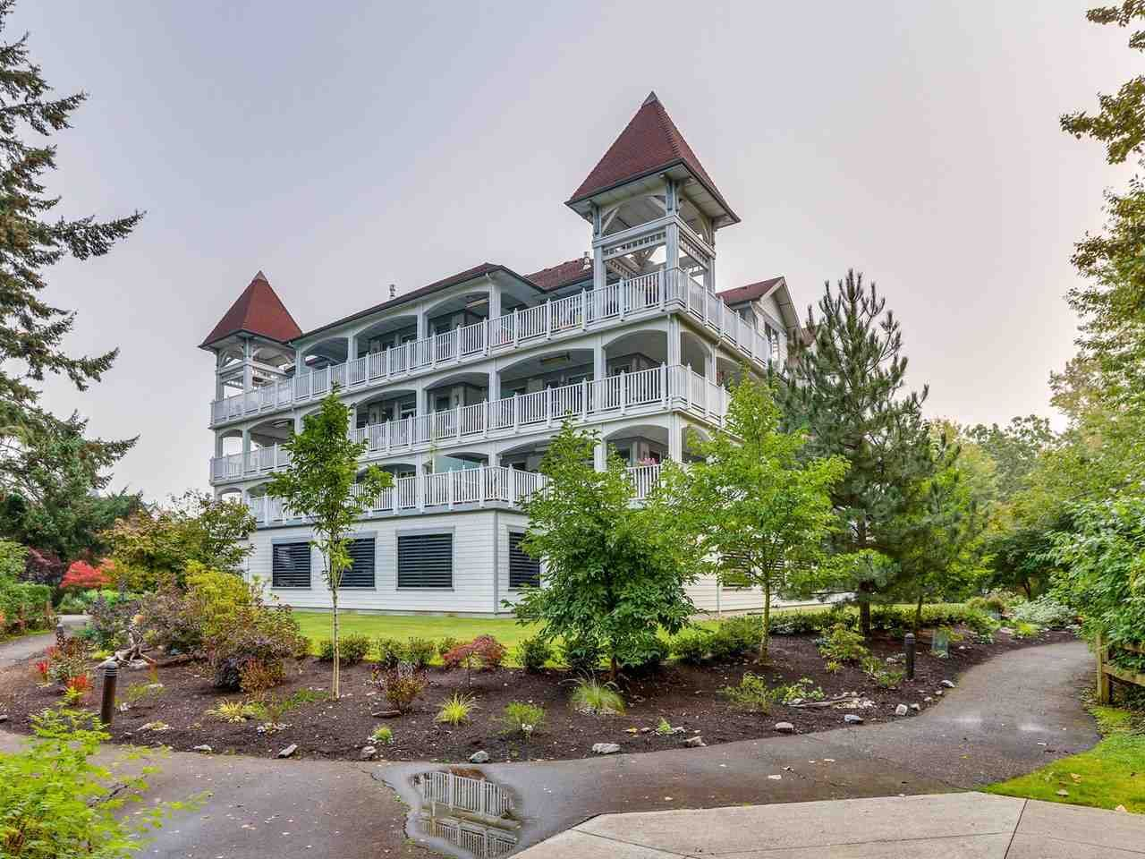 """Main Photo: 305 6251 RIVER Road in Ladner: Tilbury Condo for sale in """"RIVER WATCH"""" : MLS®# R2499840"""