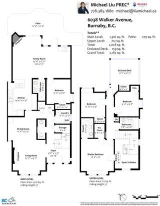 Photo 36: 6038 WALKER Avenue in Burnaby: Upper Deer Lake 1/2 Duplex for sale (Burnaby South)  : MLS®# R2563749