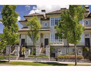 """Main Photo: 2562 WEST MALL BB in Vancouver: University VW Townhouse for sale in """"WESTCHESTER"""" (Vancouver West)  : MLS®# V734750"""