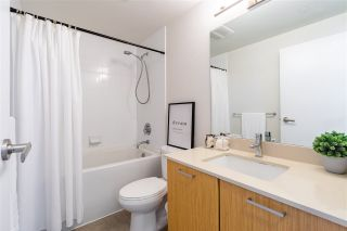 """Photo 13: 608 301 CAPILANO Road in Port Moody: Port Moody Centre Condo for sale in """"Residences at Suterbrook"""" : MLS®# R2484764"""