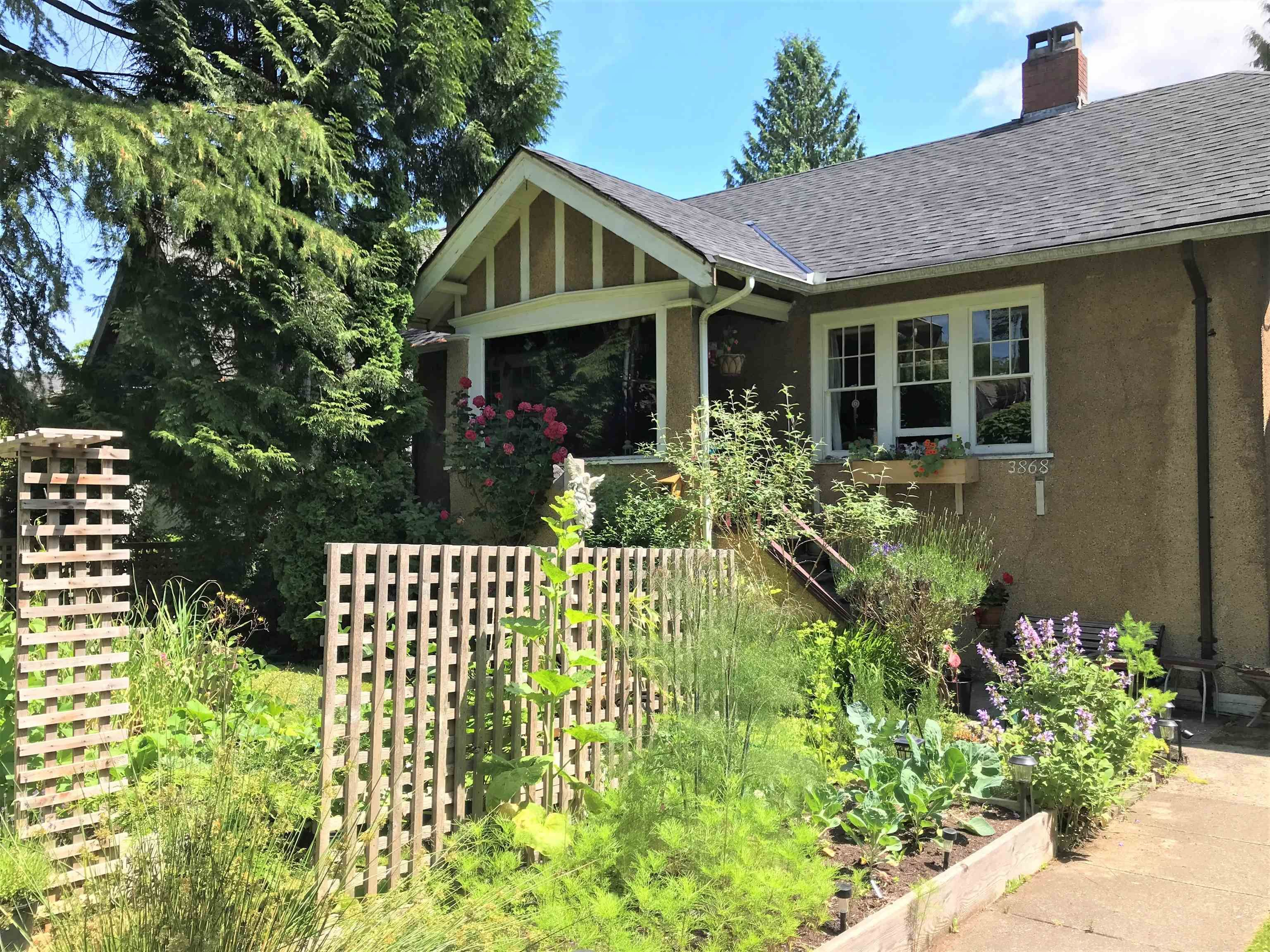 Main Photo: 3868 LAUREL Street in Vancouver: Cambie House for sale (Vancouver West)  : MLS®# R2616797