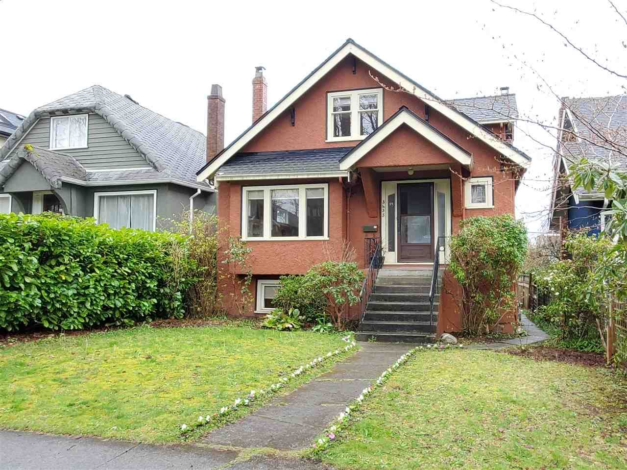 Main Photo: 3435 W 19TH Avenue in Vancouver: Dunbar House for sale (Vancouver West)  : MLS®# R2563128