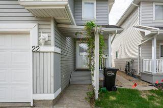 Photo 2: 22 13403 CUMBERLAND Road in Edmonton: Zone 27 House Half Duplex for sale : MLS®# E4248580