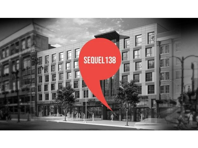 """Main Photo: 508 138 E HASTINGS Street in Vancouver: Downtown VE Condo for sale in """"SEQUEL 138"""" (Vancouver East)  : MLS®# V1014397"""