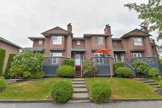 """Photo 1: 2 1336 PITT RIVER Road in Port Coquitlam: Citadel PQ Townhouse for sale in """"REMAX PPTY MGMT"""" : MLS®# R2105788"""