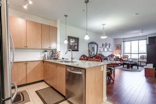 """Photo 3: 202 270 FRANCIS Way in New Westminster: Fraserview NW Condo for sale in """"THE GROVE"""" : MLS®# R2146291"""