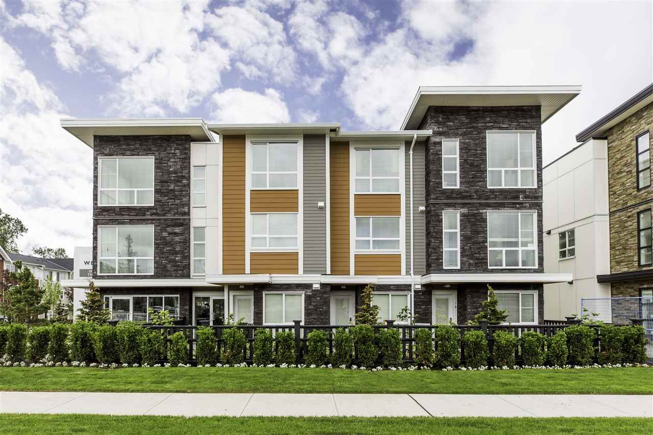 """Main Photo: 81 20857 77A Avenue in Langley: Willoughby Heights Townhouse for sale in """"Wexley"""" : MLS®# R2218382"""