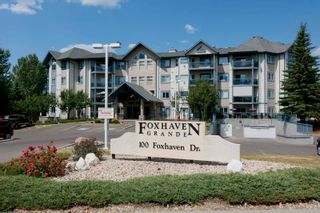 Photo 1: 121 121 100 FOXHAVEN Drive: Sherwood Park Condo for sale : MLS®# E4254610