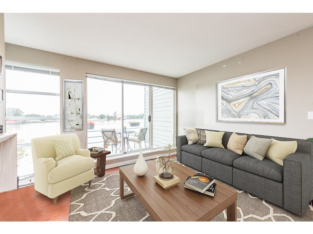 Main Photo: 406 2080 E KENT AVENUE SOUTH AVENUE in : South Marine Condo for sale (Vancouver East)  : MLS®# R2253843