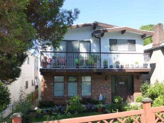Photo 1: 2623 RENFREW Street in Vancouver: Renfrew VE House for sale (Vancouver East)  : MLS®# R2067606
