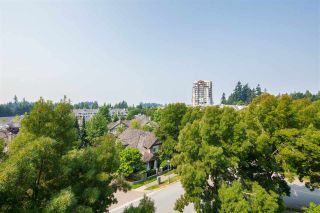 """Photo 8: 701 5615 HAMPTON Place in Vancouver: University VW Condo for sale in """"The Balmoral at Hampton"""" (Vancouver West)  : MLS®# R2195977"""