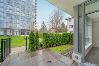 "Photo 5: 5822 PATTERSON Avenue in Burnaby: Metrotown Townhouse for sale in ""Aldynne on the Park"" (Burnaby South)  : MLS®# R2522386"