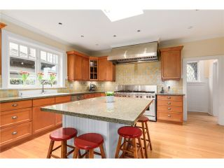 "Photo 7: 5055 CONNAUGHT Drive in Vancouver: Shaughnessy House for sale in ""Shaughnessy"" (Vancouver West)  : MLS®# V1103833"