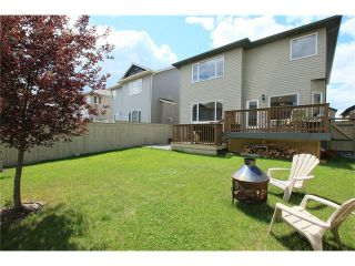 Photo 33: 18 WEST POINTE Manor: Cochrane House for sale : MLS®# C4072318