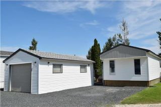 Photo 1: 7 LOUISE Street in St Clements: Pineridge Trailer Park Residential for sale (R02)  : MLS®# 1721037