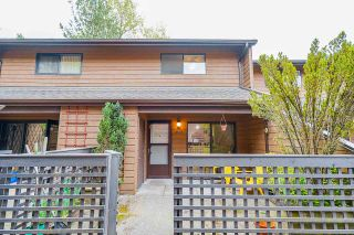 "Photo 1: 4262 GARDEN GROVE Drive in Burnaby: Greentree Village Townhouse for sale in ""Greentree Village"" (Burnaby South)  : MLS®# R2572214"
