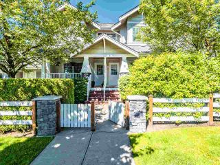 """Photo 32: 22 6568 193B Street in Surrey: Clayton Townhouse for sale in """"Belmont at Southlands"""" (Cloverdale)  : MLS®# R2589057"""