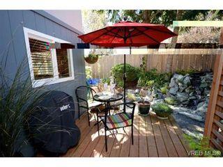 Photo 15: 1 444 Michigan St in VICTORIA: Vi James Bay Row/Townhouse for sale (Victoria)  : MLS®# 726407