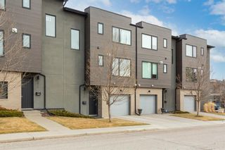 Photo 1: 2910 25 Avenue SW in Calgary: Killarney/Glengarry Row/Townhouse for sale : MLS®# A1085699
