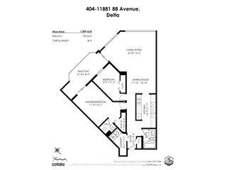 Photo 32: 404 11881 88 Avenue: Condo for sale in Delta: MLS®# R2544976