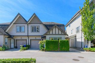 """Photo 1: 47 7233 HEATHER Street in Richmond: McLennan North Townhouse for sale in """"WELLINGTON COURT"""" : MLS®# R2572602"""