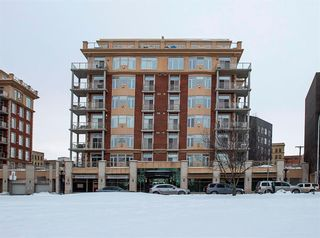 Main Photo: 602 290 Waterfront Drive in Winnipeg: Exchange District Condominium for sale (9A)  : MLS®# 202022977