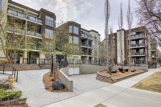 Photo 30: 349 10403 122 Street in Edmonton: Zone 07 Condo for sale : MLS®# E4242169