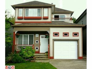 """Photo 1: 64 8888 216TH Street in Langley: Walnut Grove House for sale in """"HYLAND CREEK"""" : MLS®# F1023235"""