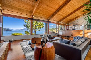 """Photo 9: 370 374 SMUGGLERS COVE Road: Bowen Island House for sale in """"Hood Point"""" : MLS®# R2518143"""