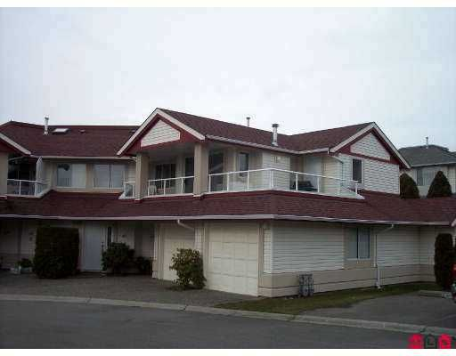 """Main Photo: 31406 UPPER MACLURE Road in Abbotsford: Abbotsford West Townhouse for sale in """"ELWOOD ESTATES"""" : MLS®# F2702993"""