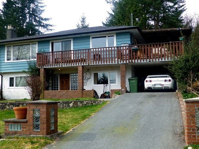 Main Photo: 3253 Connaught Av in North Vancouver: Princess Park House for sale : MLS®# V1058158