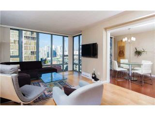 Photo 2: # 1707 950 CAMBIE ST in Vancouver: Yaletown Condo for sale (Vancouver West)  : MLS®# V1007970