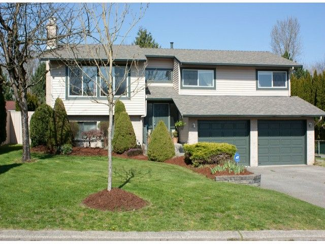 Main Photo: 32975 ASPEN Avenue in Abbotsford: Central Abbotsford House for sale : MLS®# F1307513