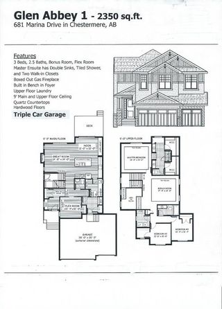 Photo 2: 681 Marina Drive: Chestermere Detached for sale : MLS®# C4302461