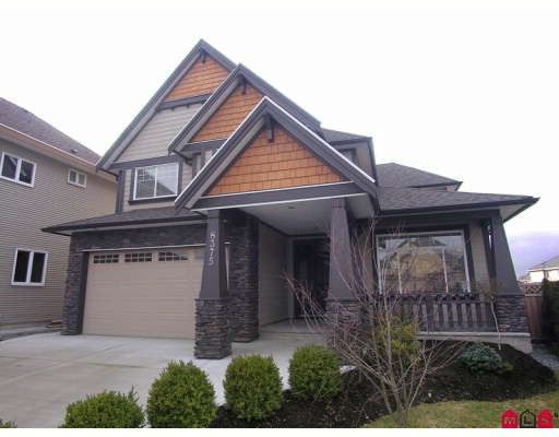Main Photo: 8375 211B Street in Langley: Willoughby Heights House for sale : MLS®# F2902409