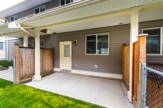 Photo 35: 63 6026 LINDEMAN Street in Chilliwack: Promontory Townhouse for sale (Sardis)  : MLS®# R2562718