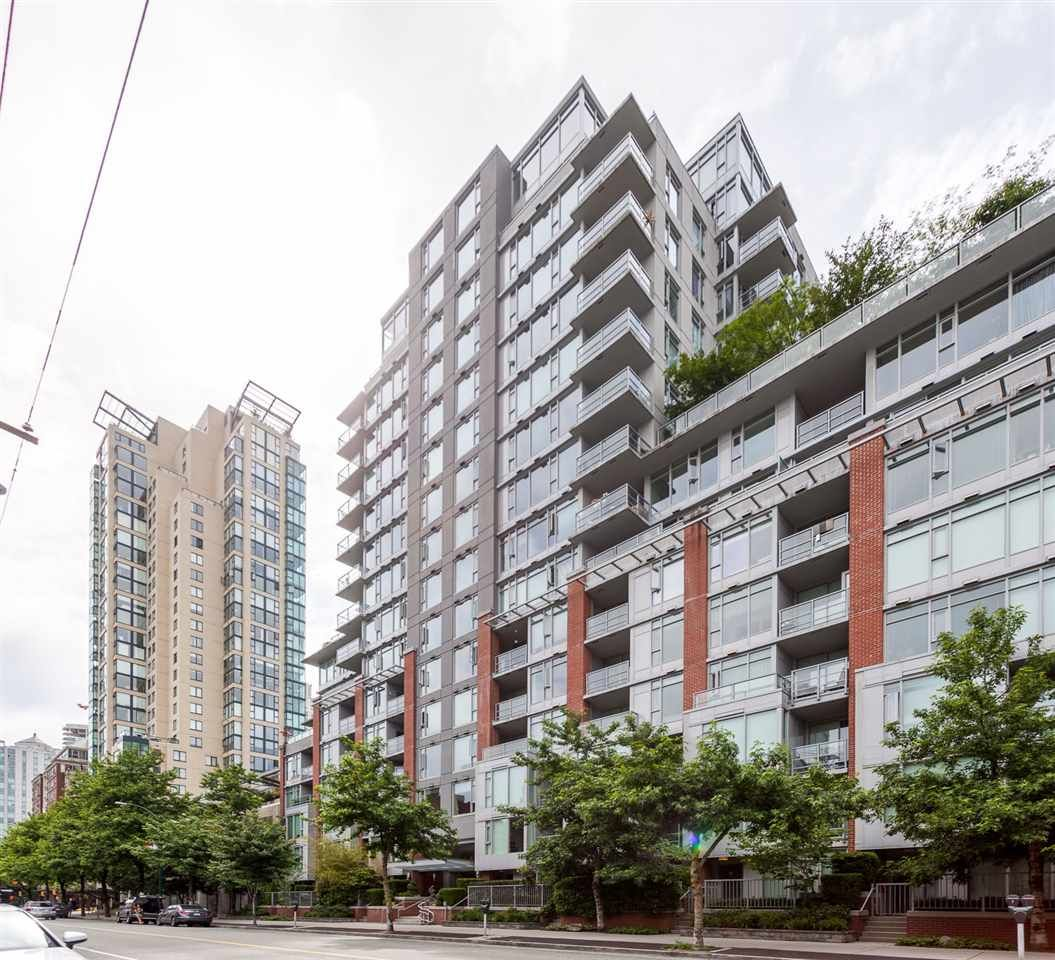 "Main Photo: 1202 1133 HOMER Street in Vancouver: Yaletown Condo for sale in ""H&H Homer & Helmcken"" (Vancouver West)  : MLS®# R2541783"