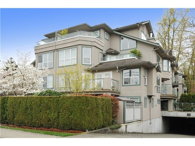 Main Photo: 204 3770 THURSTON Street in Burnaby: Central Park BS Condo for sale (Burnaby South)  : MLS®# V944105